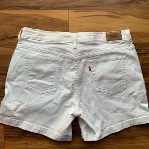 Levi's 515 denim shorts 12